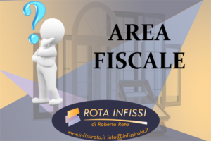 Richiesta incentivi fiscale Infissi Rota